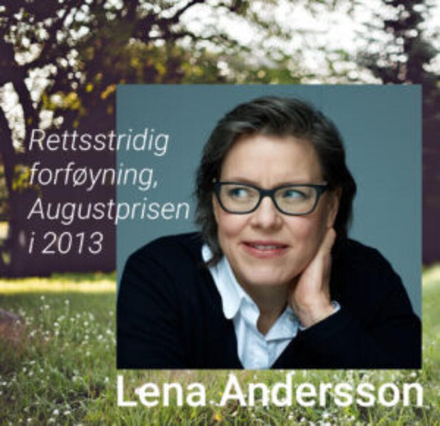 Augustprisen Andersson