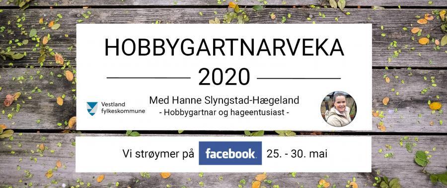 Hobbygartnarveka 2020
